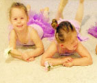 Dance Classes for Tiny Tots