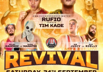 AWA presents Revival – live in Caboolture (all ages)